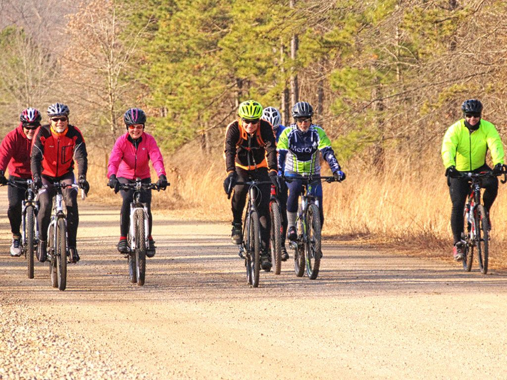 Get out on the backroads for gravel grinding