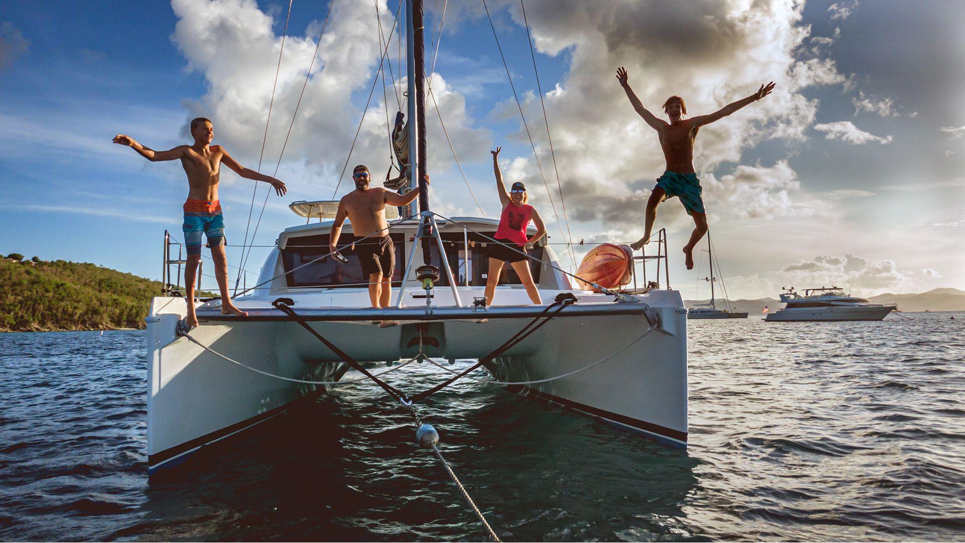 Sail on, sail on, sailors