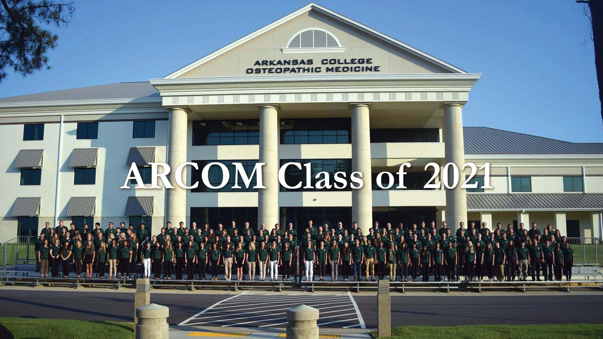 ARCOM's First Class of Doctors is Graduating