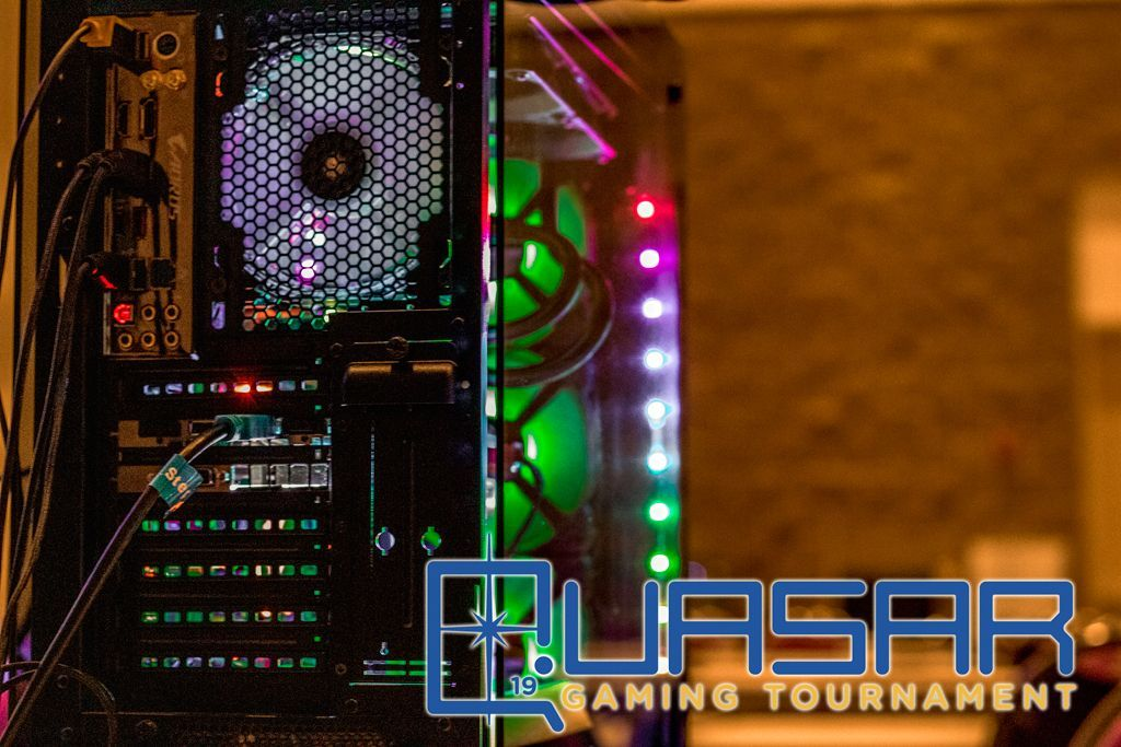 Quasar Gaming Tournament is fun for all players