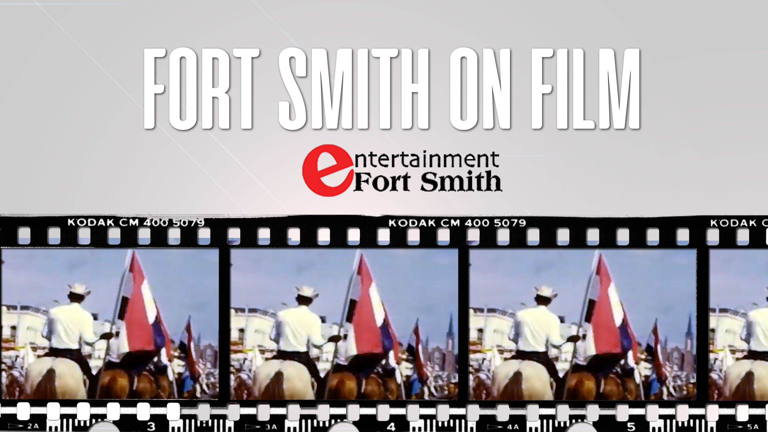 Fort Smith on Film: Everyday scenes glimpsed on 8mm movies