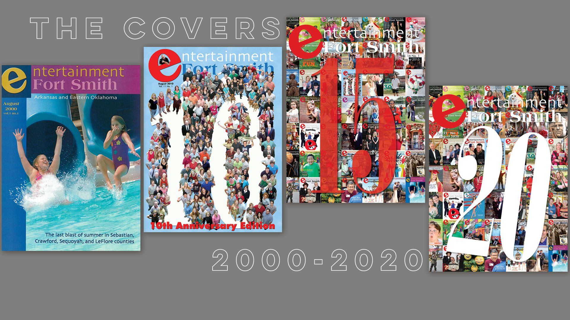 20 years of eFortSmith covers