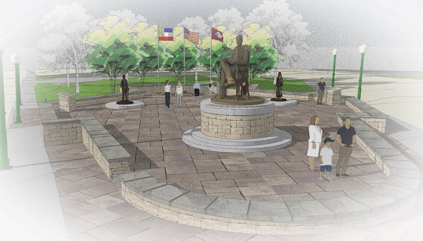 Thoughtfully designed Gateway Park to be dedicated Oct. 17